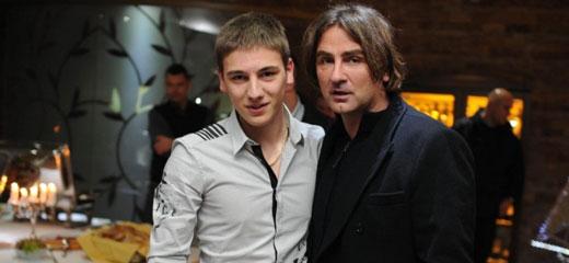 Željko Mitrović, Aleksandar Mitrović
