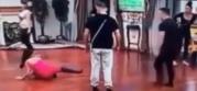 Gastoz bacio Macu, pa je vukao po podu! (VIDEO)